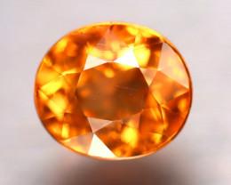 Tourmaline 1.40Ct Natural Yellowish Orange Tourmaline D1109/B49