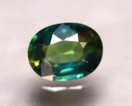 Unheated Sapphire 1.00Ct Natural Peacock Sapphire D1118/B9