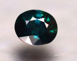 Unheated Sapphire 1.00Ct Natural Peacock Sapphire D1119/B9
