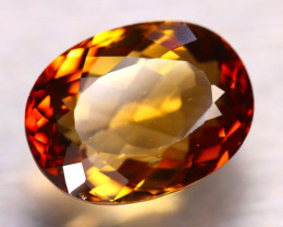 Whisky Topaz 12.28Ct Natural Imperial Whisky Topaz D1127/A46
