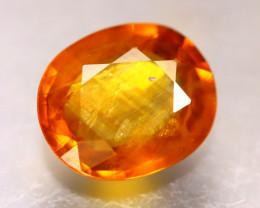 Fancy Sapphire 1.70Ct Natural Fancy Yellow Sapphire D1130/A16