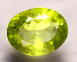 Peridot 2.00Ct Natural Pakistan Himalayan Green Peridot E1211/A10