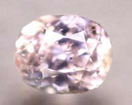 Pink Kunzite 2.20Ct Natural Pakistan Purplish Pink Kunzite E1229/B37