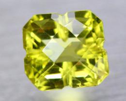 5.91ct Natural Lemon Quartz Cushion Fancy Cut Lot GW8628