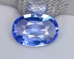 1.15  ct Natural Untreated Blue Sapphire ~K