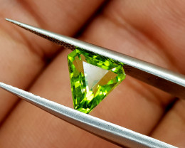 1.63Crt Peridot Natural Gemstones JI48