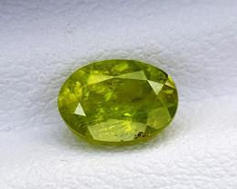 1.33Crt Sphene Color Change Natural Gemstones JI48