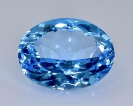 11.31 Crt Topaz Faceted Gemstone (Rk-15)