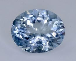 3.23 Crt Aquamarine Faceted Gemstone (Rk-15)