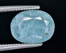 3.03 Crt Grandidierite Faceted Gemstone (Rk-15)