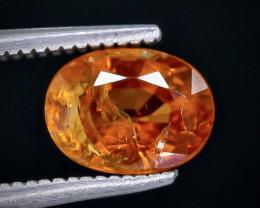 1.91 Crt Spessartite Garnet Faceted Gemstone (Rk-15)