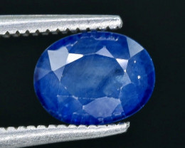 1.73 Crt Sapphire Faceted Gemstone (Rk-15)