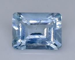 1.97 Crt Aquamarine Faceted Gemstone (Rk-15)