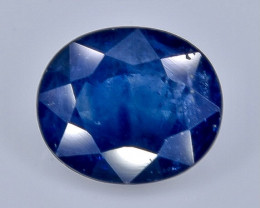 1.36 Crt Natural Sapphire Faceted Gemstone.( AB 29)