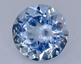 1.73 Crt Natural Aquamarine Faceted Gemstone.( AB 29)