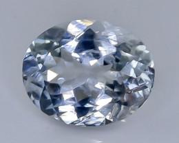 2.31 Crt Natural Aquamarine Faceted Gemstone.( AB 29)