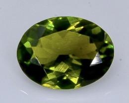 1.13 Crt Natural Tourmaline Faceted Gemstone.( AB 29)