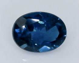 1.78 Crt Natural London Blue Topaz Faceted Gemstone.( AB 29)