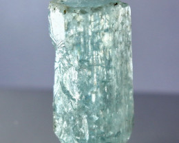 34.30 Cts Natural & Unheated~ Blue Aquamarine Crystal
