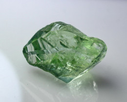 NR!!! 26.50 Cts Natural & Unheated~ Green Prasiolite Facet Rough