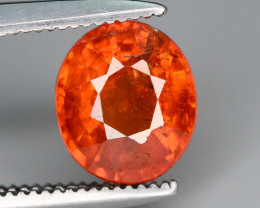 1.75  ct Natural Tremendous Color Spessartite Garnet ~K