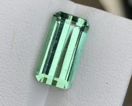 7 carat Natural Tourmaline Gemstone.