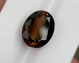 9.60 carat Natural Tourmaline Gemstone.