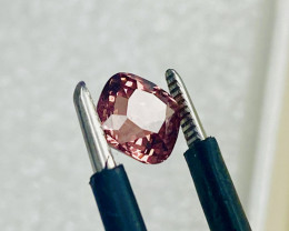 SPINEL-ROSE- BURMA- PERFECT SIZE FOR JEWELLERY- MASTER CUT