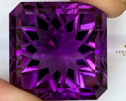 AAAA Cut and Colour Natural Amethyst