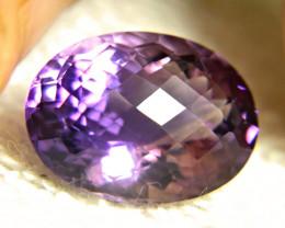 21.36 Carat Purple VVS South American Ametrine - Gorgeous