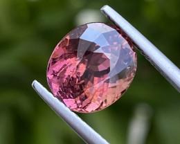 Natural Tourmaline 5.41 Cts Beautiful  Color Gemstone