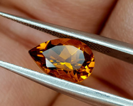 1.35Crt Madeir Citrine Natural Gemstones JI49
