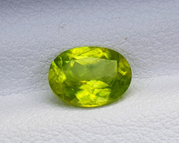 1.08Crt Sphene Color Change Natural Gemstones JI49