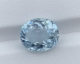 5.41 Cts Natural Aquamarine Quality Gemstone