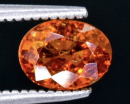 1.40 Crt  Spessartite Garnet Faceted Gemstone (Rk-16)