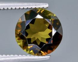 1.93 Crt Tourmaline  Faceted Gemstone (Rk-16)