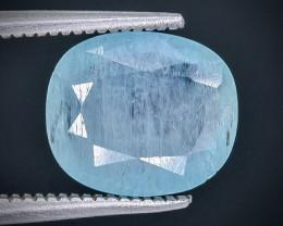 2.45 Crt  Grandidierite Faceted Gemstone (Rk-16)