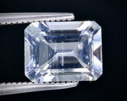 2.11 Crt Aquamarine  Faceted Gemstone (Rk-16)