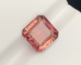 3.45 carats pink colour Tourmaline Gemstone From  Afghanistan