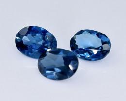 4.14 Crt  Topaz Faceted Gemstone (Rk-16)