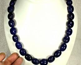 920.0 Tcw. Blue Sapphire Necklace - Gorgeous