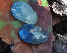 Sapphires, 6.275ct, stones made for jewelry!