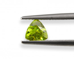 0.74 Cts Stunning Lustrous Natural Sphene