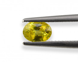 0.85 Cts Stunning Lustrous Natural Sphene