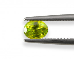 0.87 Cts Stunning Lustrous Natural Sphene