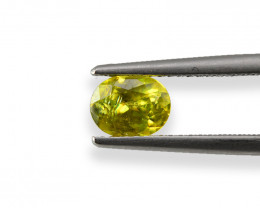 0.94 Cts Stunning Lustrous Natural Sphene