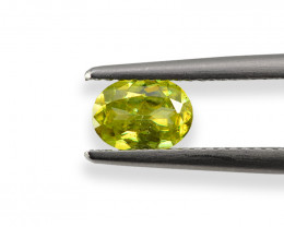 0.95 Cts Stunning Lustrous Natural Sphene