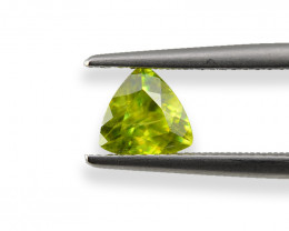 0.97 Cts Stunning Lustrous Natural Sphene