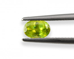 1.02 Cts Stunning Lustrous Natural Sphene