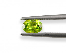 1.03 Cts Stunning Lustrous Natural Sphene